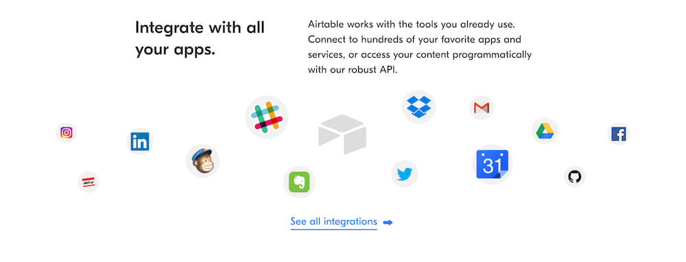 integraciones airtable