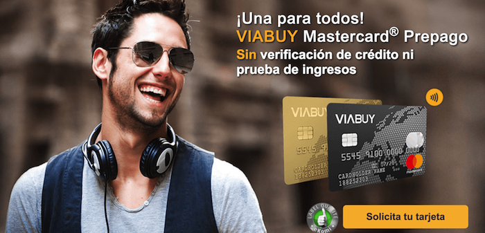 viabuy tarjeta de credito prepago